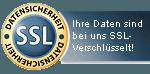 Verschlüsselte Transaktion SSL WebShop